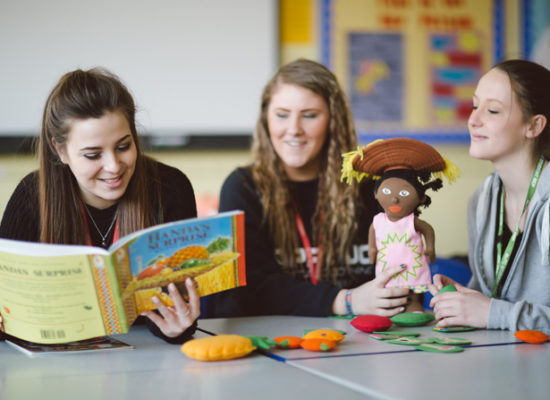 BA (Hons) Degree in Primary Education